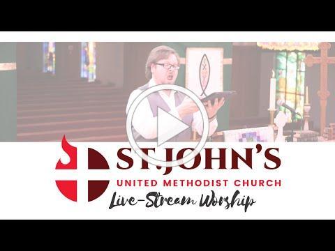 September 13, 2020   Sunday Morning Worship