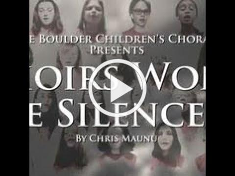 Choirs Won't Be Silenced