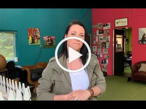 Movie Animal Trainer, Melissa Millett, Now teaching In Dogs We Trust Classes