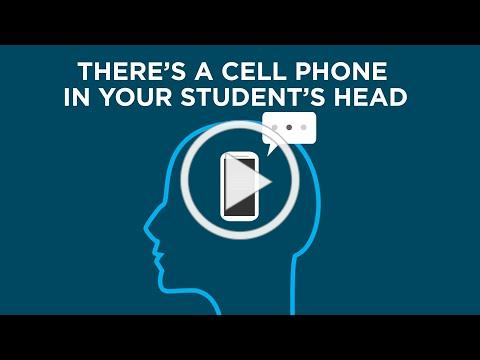 There's a Cell Phone in Your Student's Head