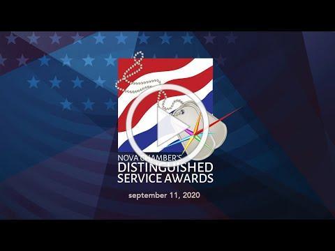2020 Distinguished Service Awards