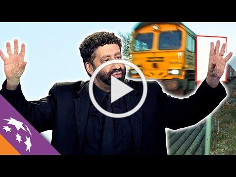Jonathan Cahn Was Hit by a Train! Then This Happens...