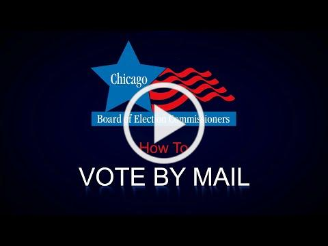 How To: Vote By Mail