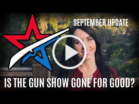 SDCGO September Report - Is the GUN SHOW gone for good?