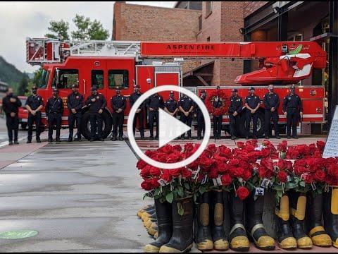 2020 Aspen Fire Department 9/11 Remembrance