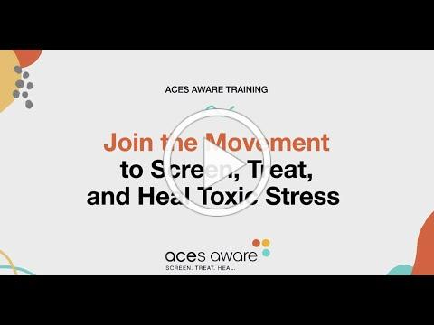 Join the Movement to Screen, Treat, and Heal Toxic Stress