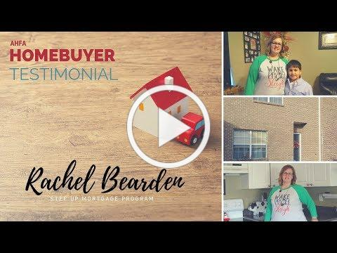 Homebuyer Testimonial: Rachel Bearden, Clanton