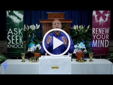 Pastor Anderson | Thursday Meditation 5-6-21