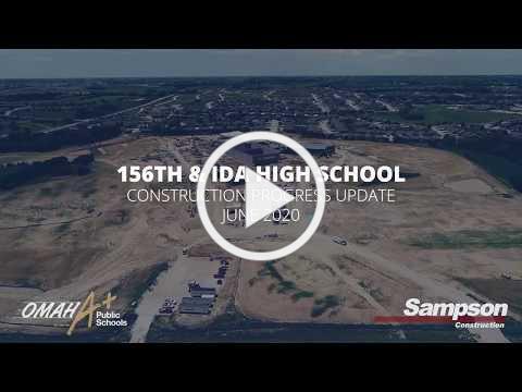 156th & Ida Construction Update June 2020