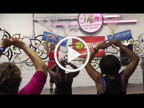 Nov 2018 - NEW Addition to Studio Jear Group Fitness Zumba Team!