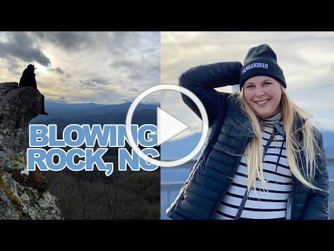 Touring Blowing Rock, NC with Pangani Tribe   North Carolina's First Tourist Town