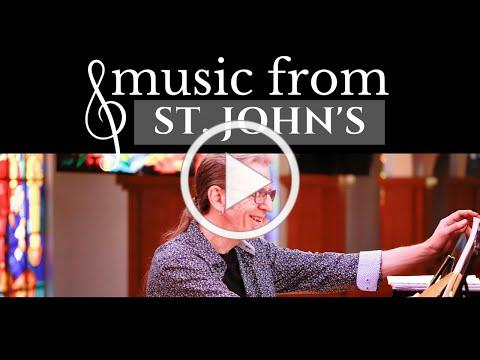 Music from St. John's - Jim Ahrend, piano