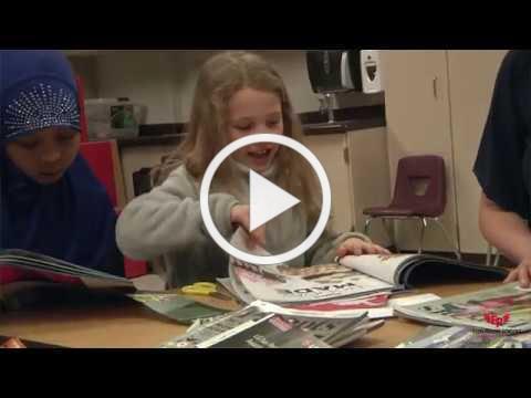 Eden Prairie Schools: We Inspire Video Featuring Carolyn Brown
