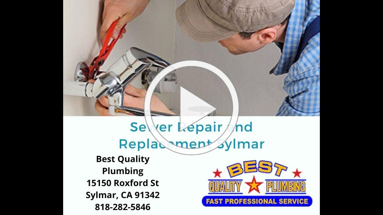 Sewer Repair and Replacement Sylmar - Best Quality Plumbing