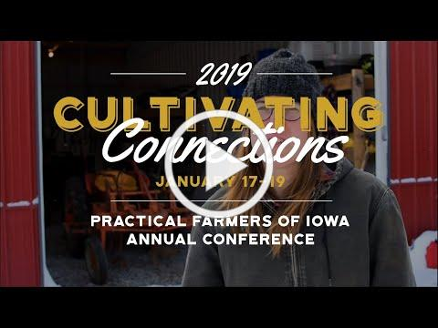 Cultivating Connections - PFI Annual Conference 2019