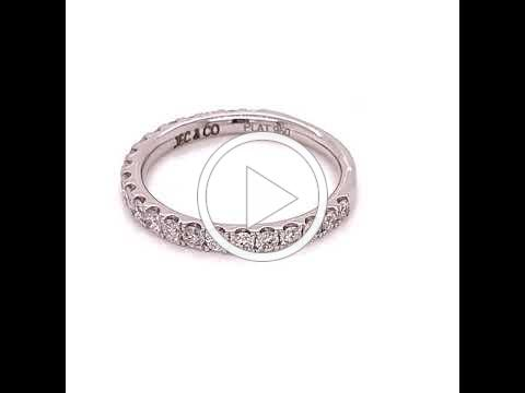 J.E. CALDWELL / MDJ ADVANTAGE - DIAMOND BAND - DOMINIC MAINELLA - 4009478
