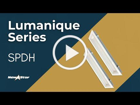 New Star Lighting Lumanique Series | SPDH Multi-function Configuration