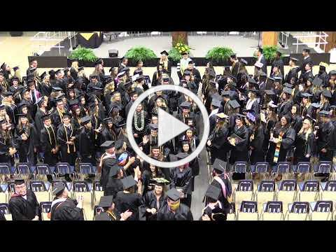 4 PM, May 10 Commencement Ceremony Assignments
