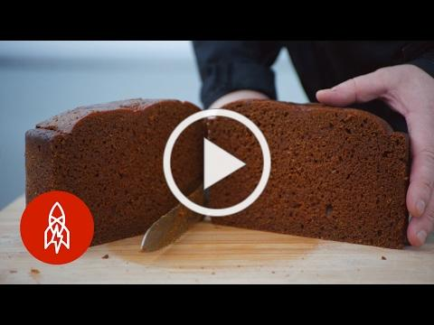 Baking Bread with Lava in Iceland