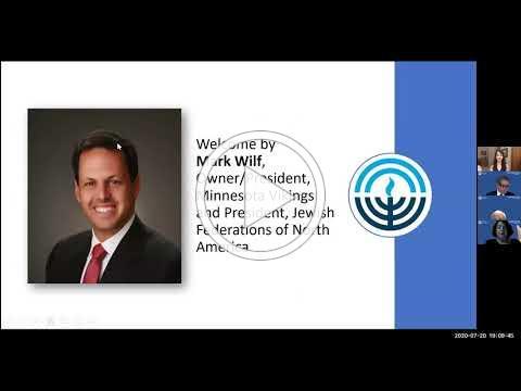 St. Paul Jewish Federation - 2020 Annual Meeting