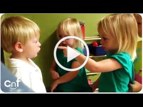 Little Boy Gets His Heart Poked Arguing About Rain   Poke My Heart