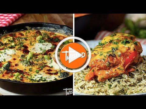 8 Best Winter Recipes For Dinner | Chili Recipes | Winter Soup Ideas | Weeknight Dinners | Twisted