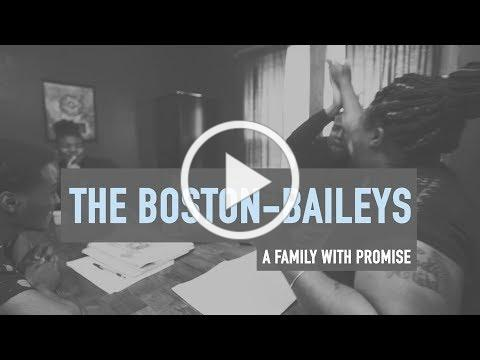 The Boston-Baileys: A Family with Promise