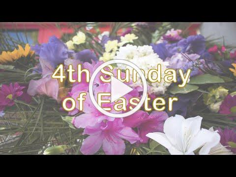 Service of the Word for the Fourth Sunday in Easter