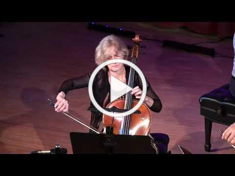 Suite for two cellos and piano