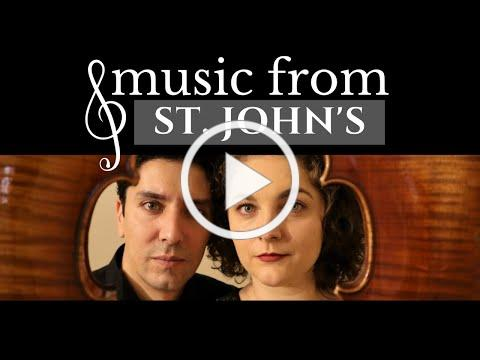 Music from St. John's | FogoNuevo Duo