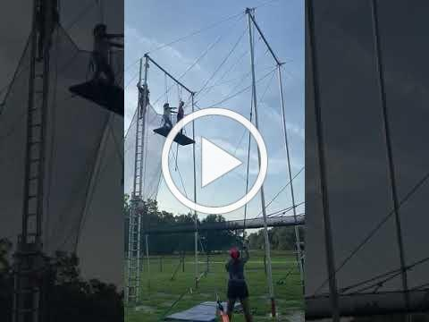 On the Trapeze!