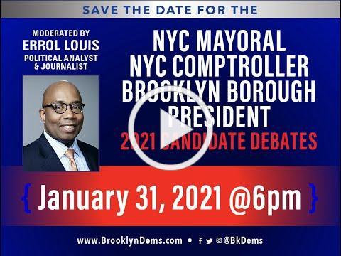 Trailer - Bk Dems x Errol Louis Debate