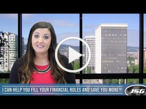Krista Can Fill Your Vacant Roles AND Save Your Financial Institution Money