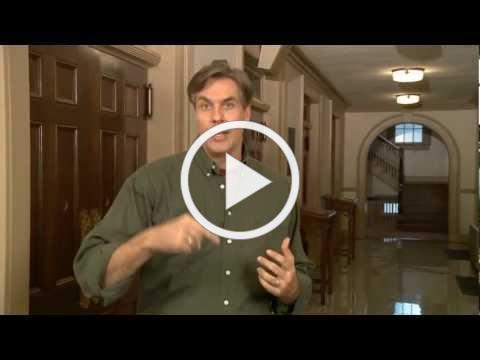 8   The Narthex -- Chuck Knows Church