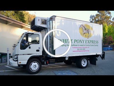 Suzy the WPE Stolen Truck
