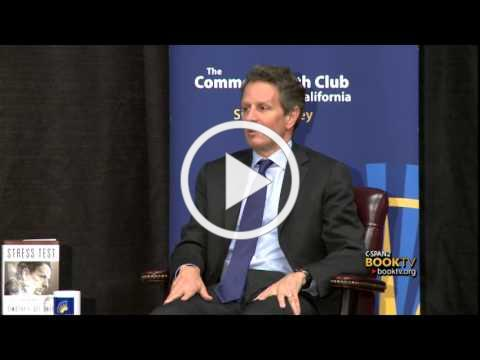 """Book TV: Timothy Geithner, """"Stress Test: Reflections on Financial Crises"""