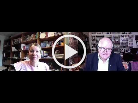 Global Engagement News Review May 5 - Dr. Marieta Velikova and LCDR Patrick Ryan