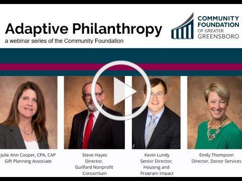 Adaptive Philanthropy Webcast: Grow the Way You Give Handbook