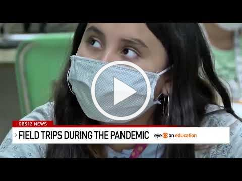 CBS12: No field trips during the pandemic? No problem for Martin County students