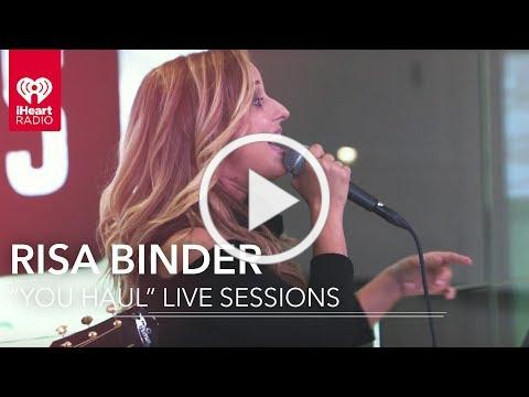 """Risa Binder - """"You Haul"""" Live Acoustic 