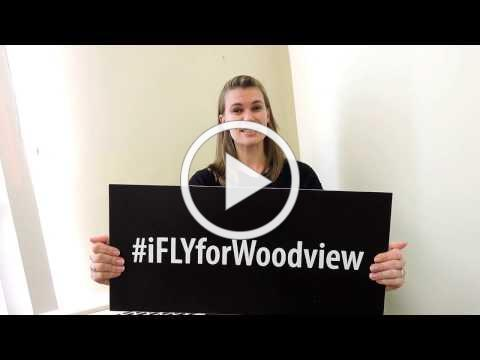 Thank You! #iFLYforWoodview 2016