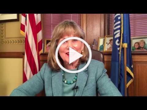 Senator Darling talks Women's History Month