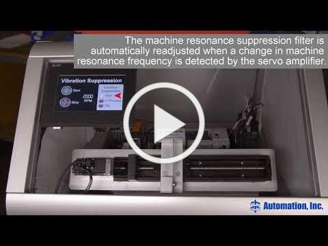 Mitsubishi Electric Advanced Vibration Suppression