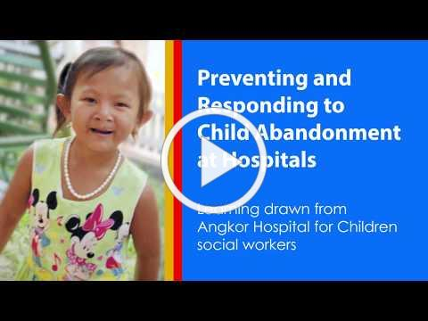 Preventing and Responding to Child Abandonment at Hospitals