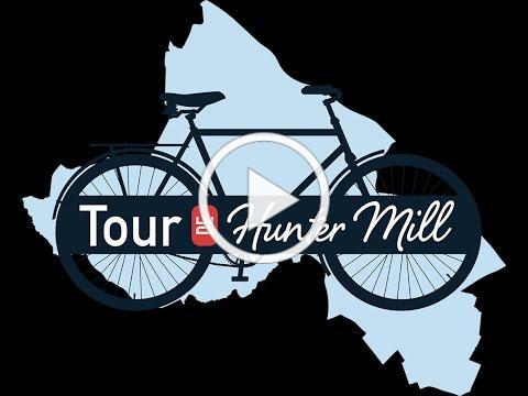 Inaugural Tour de Hunter Mill, May 15, 2021