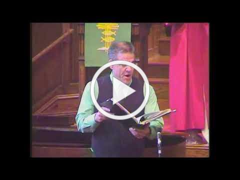 "FCCGE -""The Impossible Dream"" Cary Lovett, tenor; Choir"