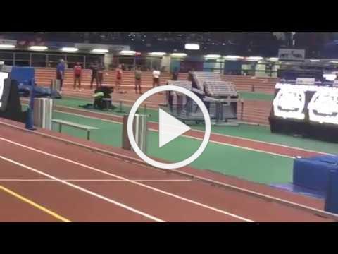 2017 Millrose Trials Finals -- Iyanla Qualifies for Millrose Games in Madison Square Garden