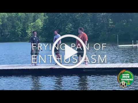 Kia Kima Frying Pan of Enthusiasm 9 June 2020
