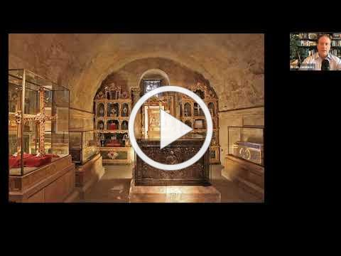 The Sudarium of Oviedo w/Dr. Brian Janeway