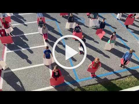 Veterans Day 2020 ~ Ore Valley Elementary School